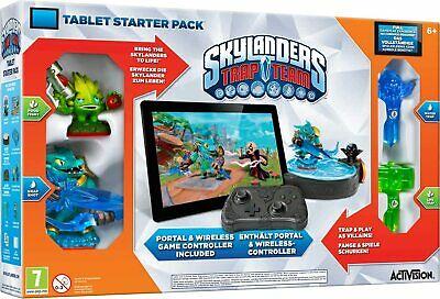 Skylanders Trap Team: Starter Pack (Tablet) Brand New Sealed