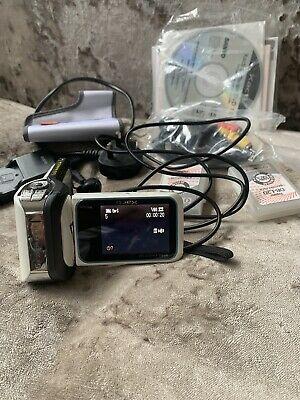 SANYO VPC-CA65 HD Xacti Pocket Dual Camera Digital Camcorder