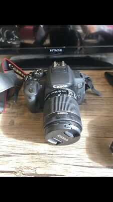 Canon EOS 700d Digital SLR With mm Lens Battery Charger