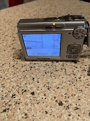 Olympus E FE-MP Digital Camera - Silver