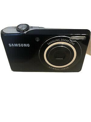 Samsung PL Series PLMP Digital Camera - Black