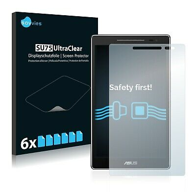 6x Screen Protector for Asus ZenPad 8.0 Z380M Plastic Film