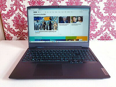 "Lenovo IdeaPad 3i Gaming Laptop,15.6"" Quad core iH,"