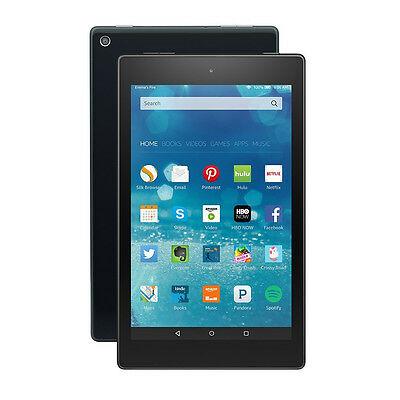Amazon Kindle Fire HD 8 16GB, Wi-Fi, 8in - Black (8th