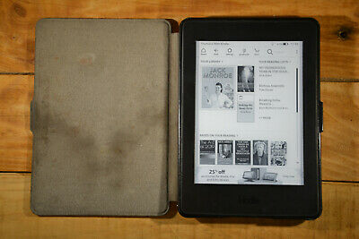 "Amazon Kindle Paperwhite 3 4GB Wi-Fi 6"" Black Special Offer"