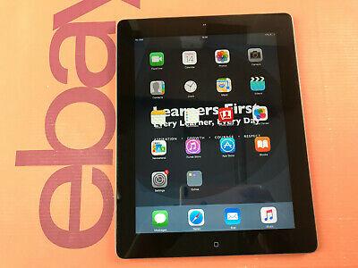 Apple iPad 2 32GB, Wi-Fi + Cellular (Unlocked), 9.7in READ