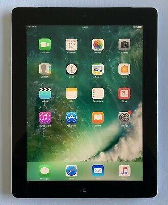 Apple iPad 4th Gen. 16GB, Wi-Fi + Cellular 4G (Unlocked),