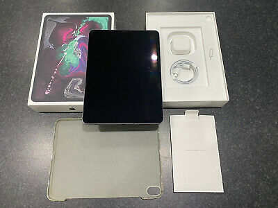 Apple iPad Pro 1st Gen. 256GB, 4G (Unlocked), 11in - Space
