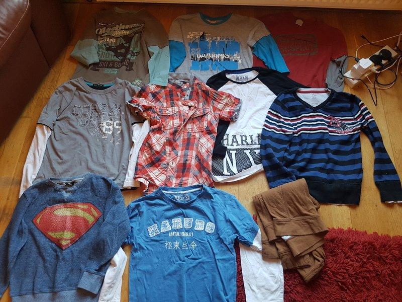 Bundle of Boys age  Kids clothes
