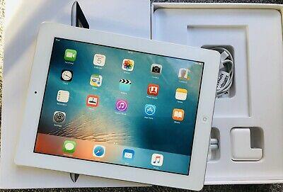 GOOD Condition, Apple iPad 2 16GB, Wi-Fi, 9.7in - White,