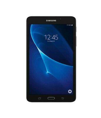 """Samsung Galaxy Tab A6 TGB,Wi-Fi +4G 7 """" Black Phone"""