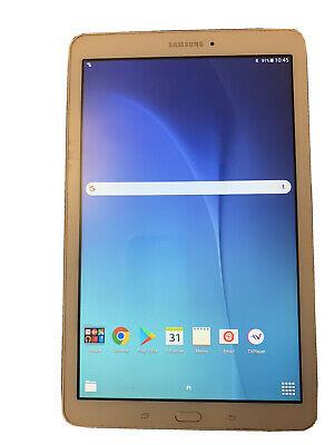 Samsung Galaxy Tab E 8GB, Wi-Fi, 9.6 inch - White