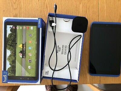 Tesco HUDL2 16GB, Wi-Fi, 8.3in - Jazzy Blue