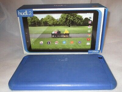 Tesco HUDL2 16GB, Wi-Fi, 8.3in - Jazzy Blue. Excellent