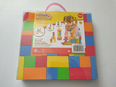 41 piece EVE Building Bricks Block Toy Foam Kids Activity