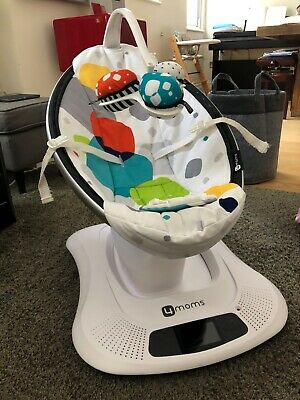 4moms Mamaroo Infant Baby Seat - Very good condition with