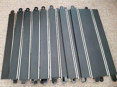 Scalextric Cmm Standard Straight Track x 8