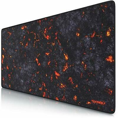 TITANWOLF XXL Speed Gaming Mouse Pad - Mouse Mat 900 x 400 x