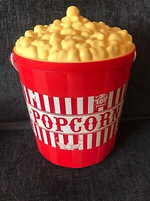 Toy Story 4 Pop A Whirl Playset Disney Pixar Popcorn Bucket
