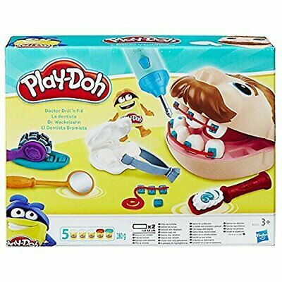 Toys-Play Doh - Doctor Drill ?N Fill (B) /Toys (US