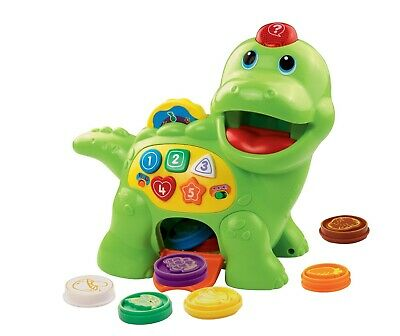 VTech Baby Feed Me Dino Educational Interactive Learning Toy