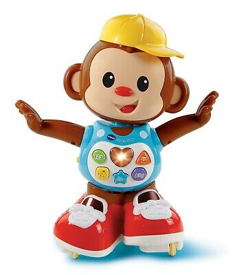 VTech Chase Me Casey Dancing Moving Monkey