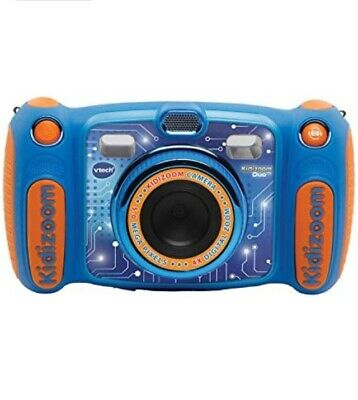 VTech Kidizoom Duo 5 MP Camera - Blue Never Used