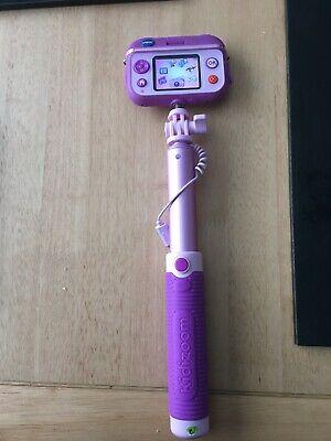 VTech Kidizoom Selfie Cam Toy - Purple Very Good Condition
