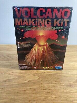 Volcano Making Kit - Children's Make Your Own Lava Volcano