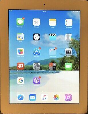 Apple iPad 2 16GB, Wi-Fi, 9.7in - White Free p/p