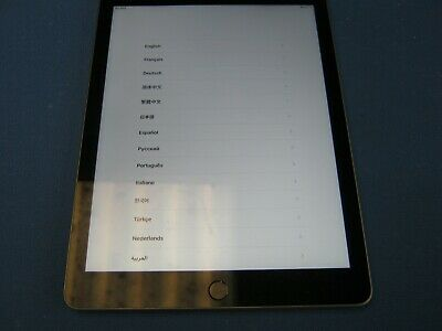 Apple iPad 6th Gen. 32GB, Wi-Fi + Cellular, 9.7in Space Grey