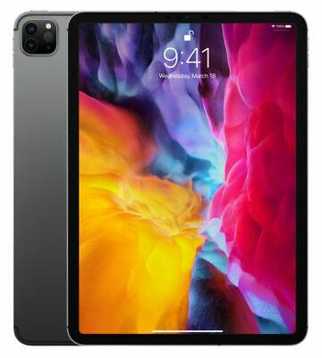 Apple iPad Pro 2nd Gen. 1TB, Wi-Fi + 4G (Unlocked), 11 in -