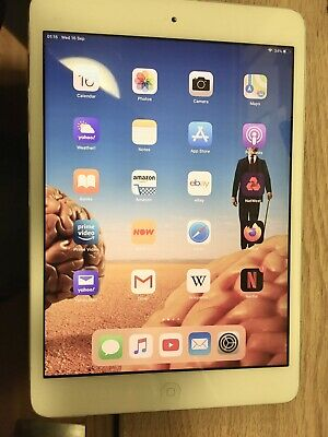 Apple iPad mini GB, Wi-Fi, 7.9in - Silver