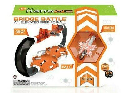HEXBUG nano V2 Bridge Battle Kids Construction Set new boxed