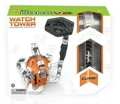 HEXBUG nano V2 Watch Tower Kids Construction Set new boxed
