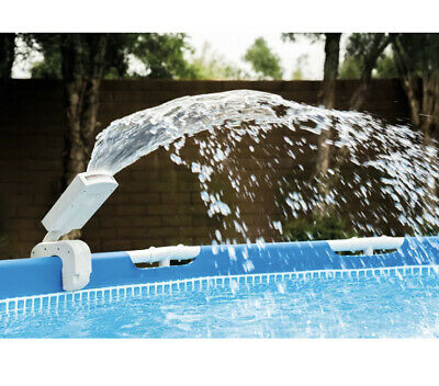 Intex  Multi-Color LED Swimming Pool Fountain For Above