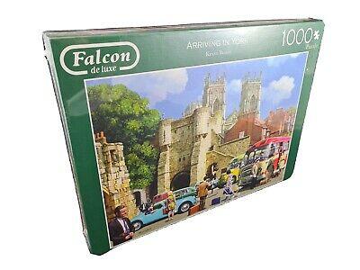 Jumbo Falcon de Luxe Arriving in York  Piece Jigsaw