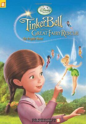 Disney Fairies: Tinker Bell and the Great Fairy Rescue by