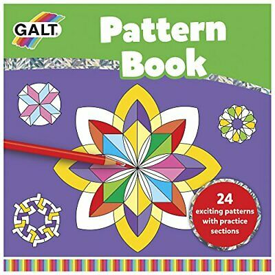 Galt Toys Pattern Book, Acceptable