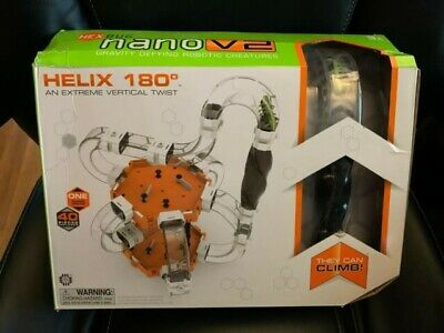 HEXBUG nano V2 Watch Tower Kids Construction Set Brand New