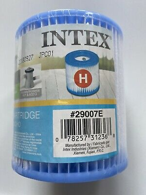Intex Type H Easy Set Filter Pump Cartridge Replacement For