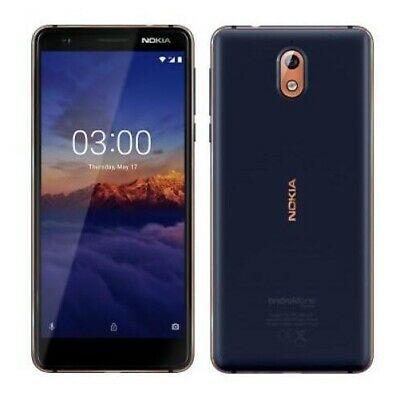 Nokia 3.1 4G Android Smartphone 2GB RAM 16GB SIM-Free - Blue