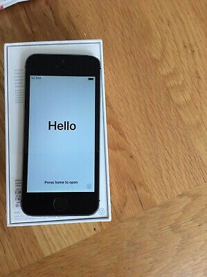 iphone 5s 16 GB Space Grey, Great Condition
