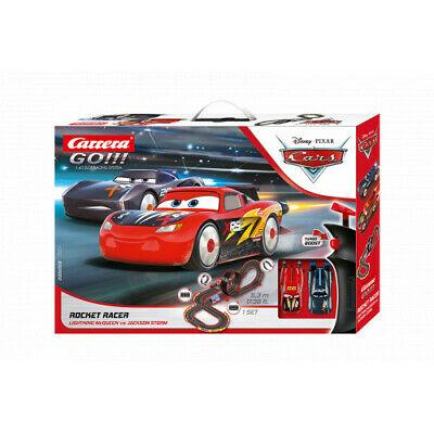Carrera GO!!!  Coffret Disney·Pixar Cars - Rocket