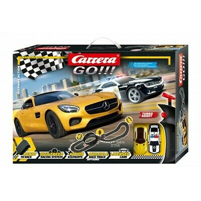 Carrera GO!!!  Coffret Highway Action