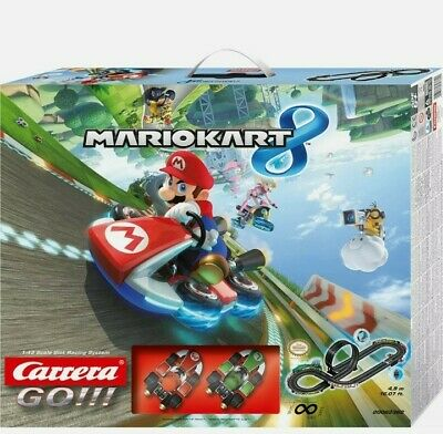 Carrera GO!!!  Nintendo Mario Kart 8 Slot Racing Set
