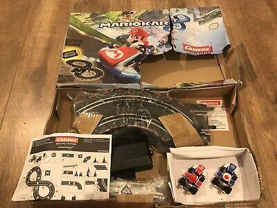 Carrera Go Nintendo Mario Kart  scale Slot Track &