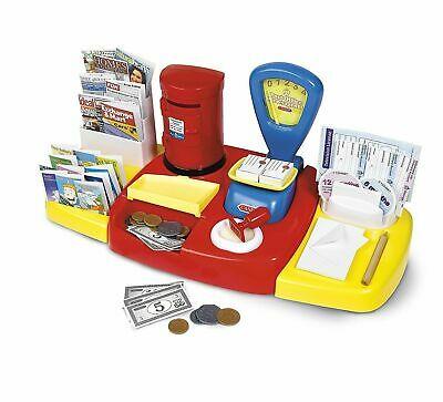 Casdon Post Office Set Childrens Kids Role Play Activity Toy