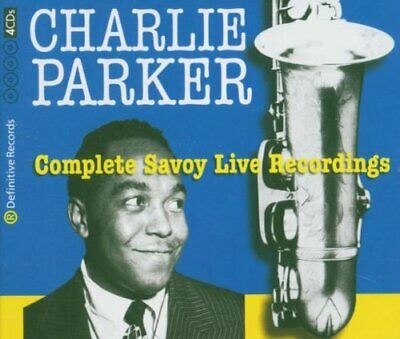 Charlie Parker - The Complete Savoy Live Recordings -