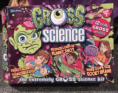 Childrens Science Kit - Kids Gross Science Set from John